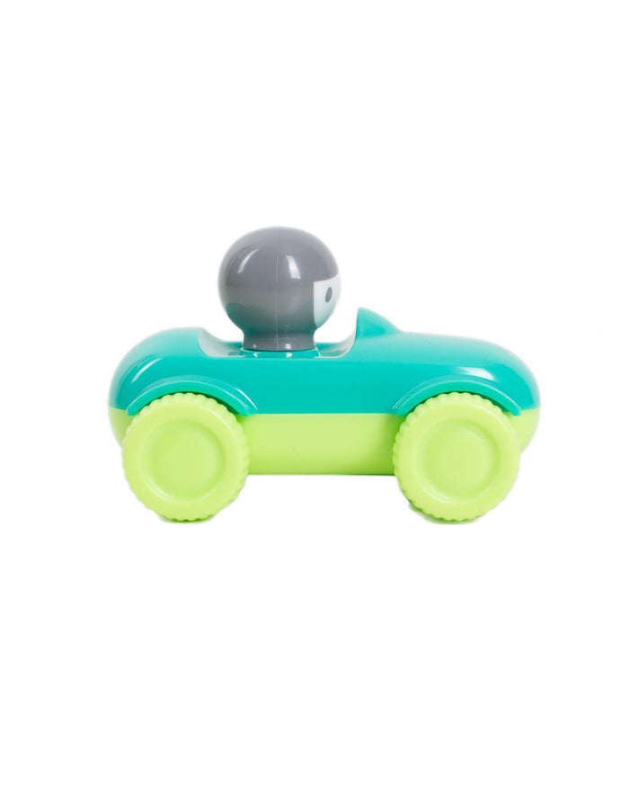 Little kid o play Myland Mini Racecar in Green