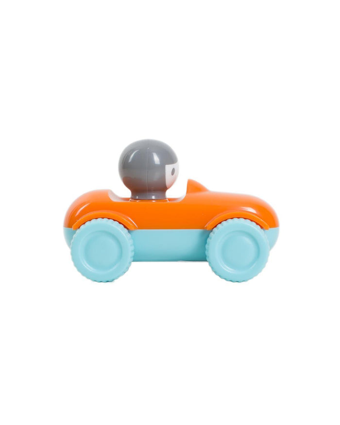 Little kid o play Myland Mini Racecar in Orange