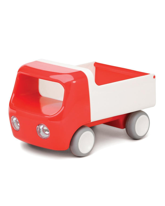 Little kid o play Tip Truck in Red