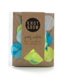 Little knot + bow paper+party Single Serving Party Confetti in Blue
