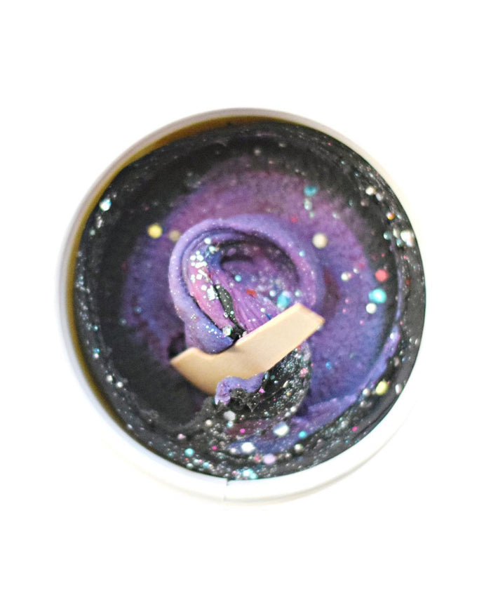 Little land of dough play kai's galaxy large glitter scoop