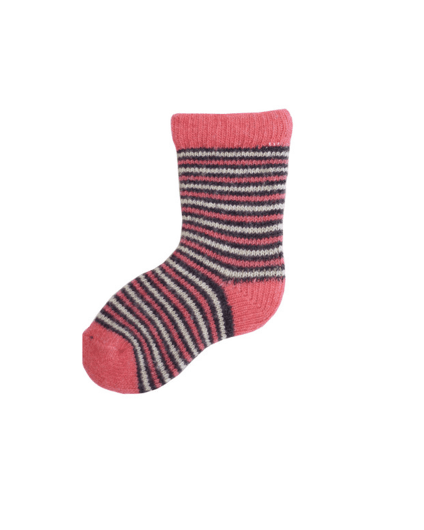 Little lisa b. accessories Azalea Striped Baby Socks