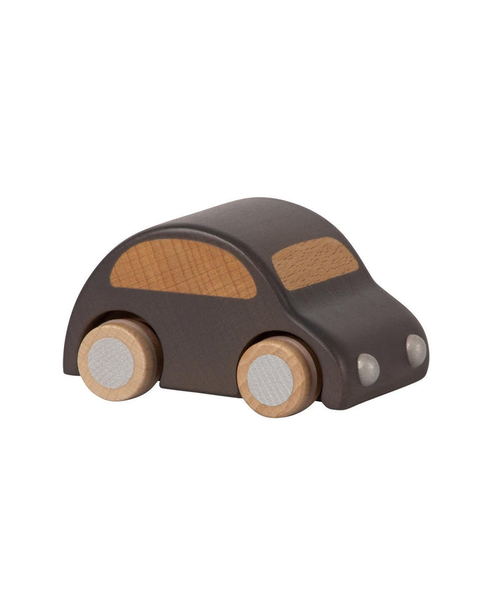 Little maileg play anthracite wooden car