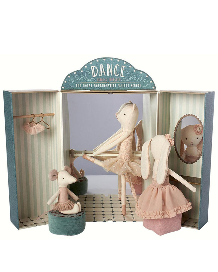 Little maileg play ballet school set
