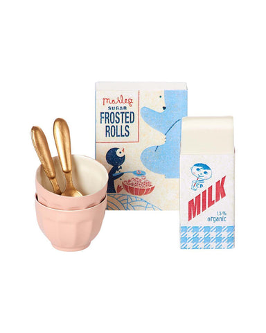 Little maileg play Breakfast Set for Two