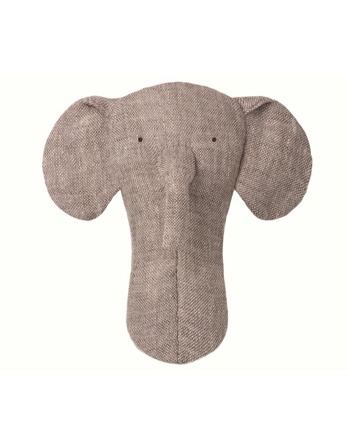 Little maileg play elephant rattle