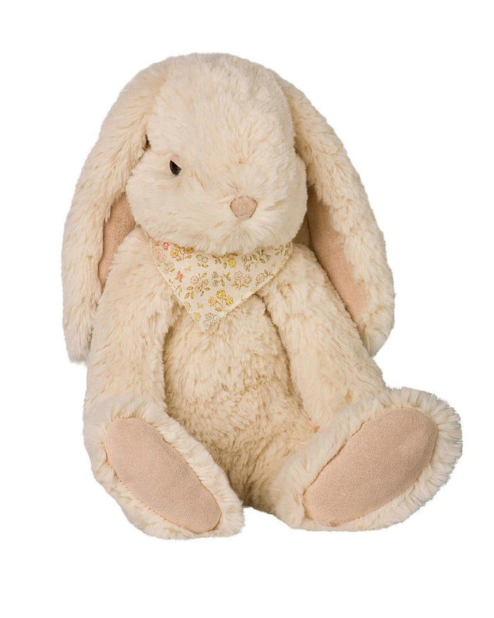 Little maileg play extra large off-white fluffy bunny