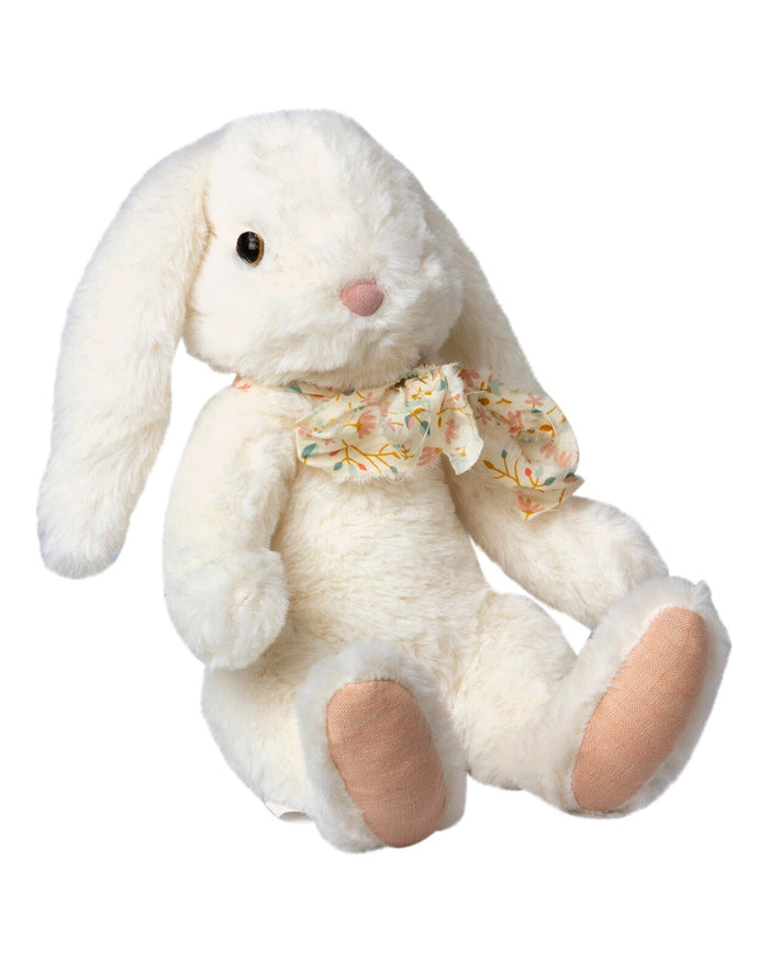 Little maileg play large fluffy bunny in white
