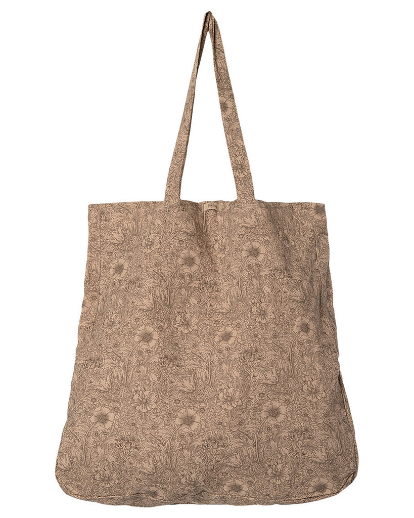 Little maileg accessories large tote bag in flowers