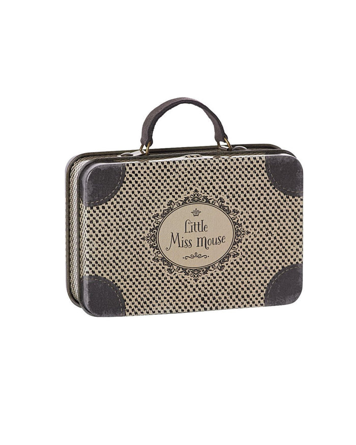 Little maileg play little miss metal suitcase