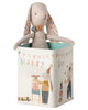 Little maileg play medium happy day bunny in box