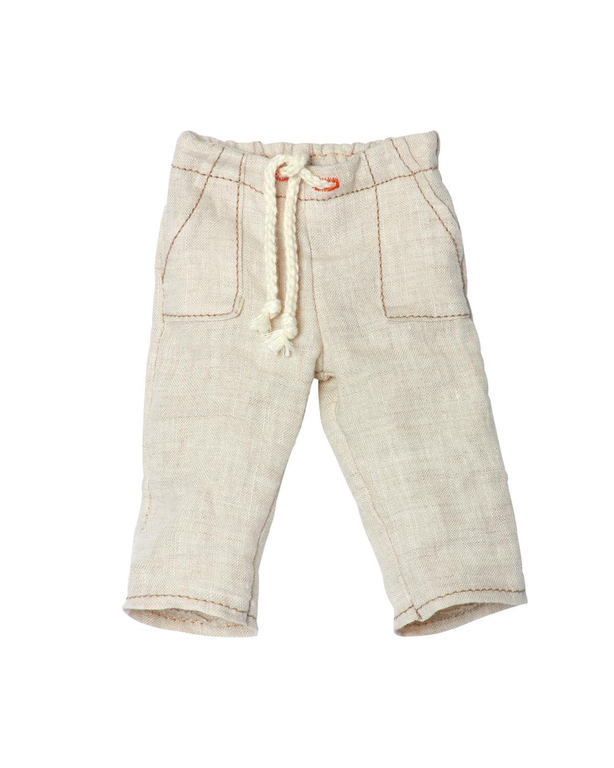 Little maileg play Medium Linen Pants