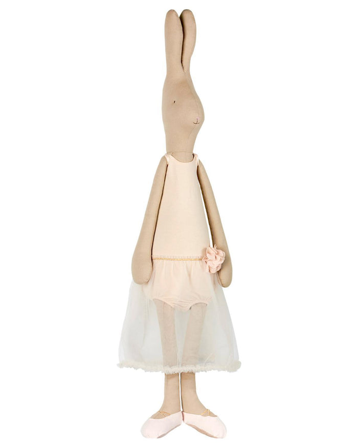 Little maileg play mega maxi rabbit ballerina in rose