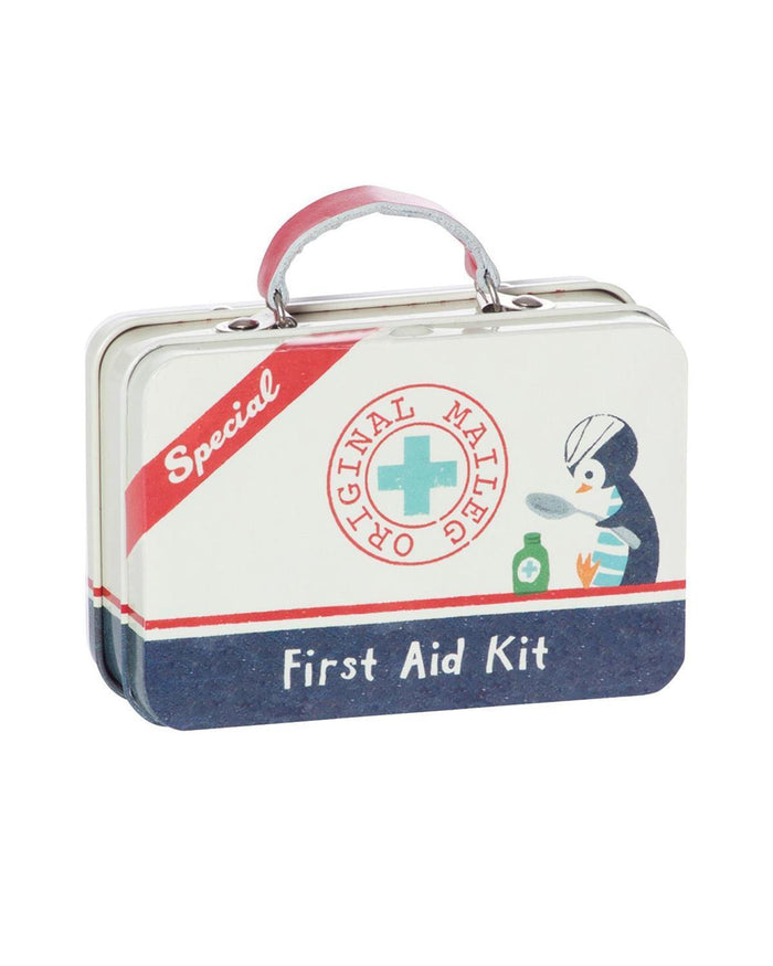 Little maileg play metal first aid suitcase