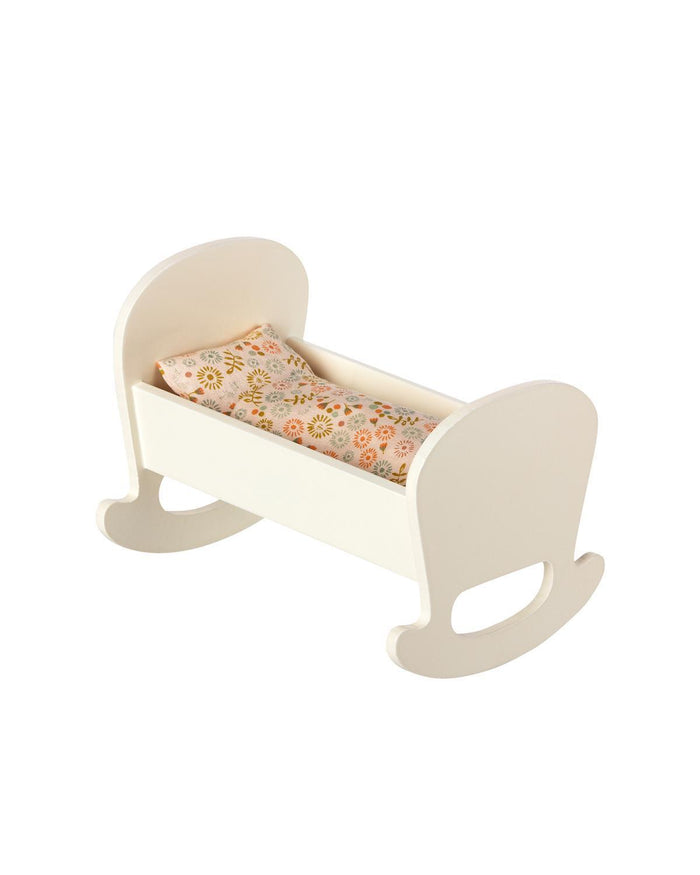 Little maileg play micro cradle