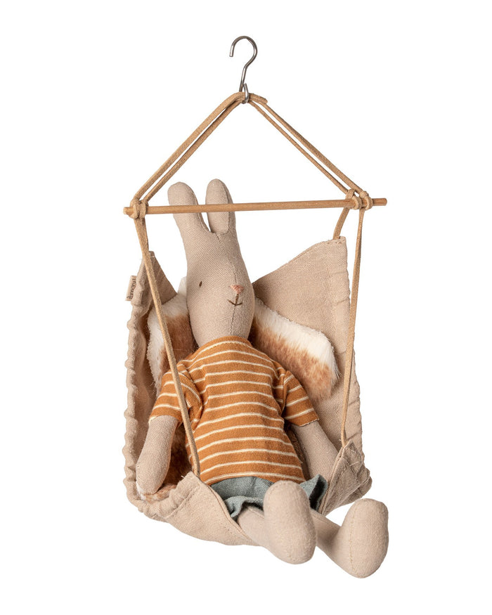 Little maileg play micro hanging chair