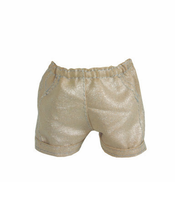Little maileg play Mini Silver Shorts