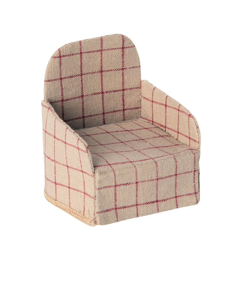 Little maileg play mouse chair