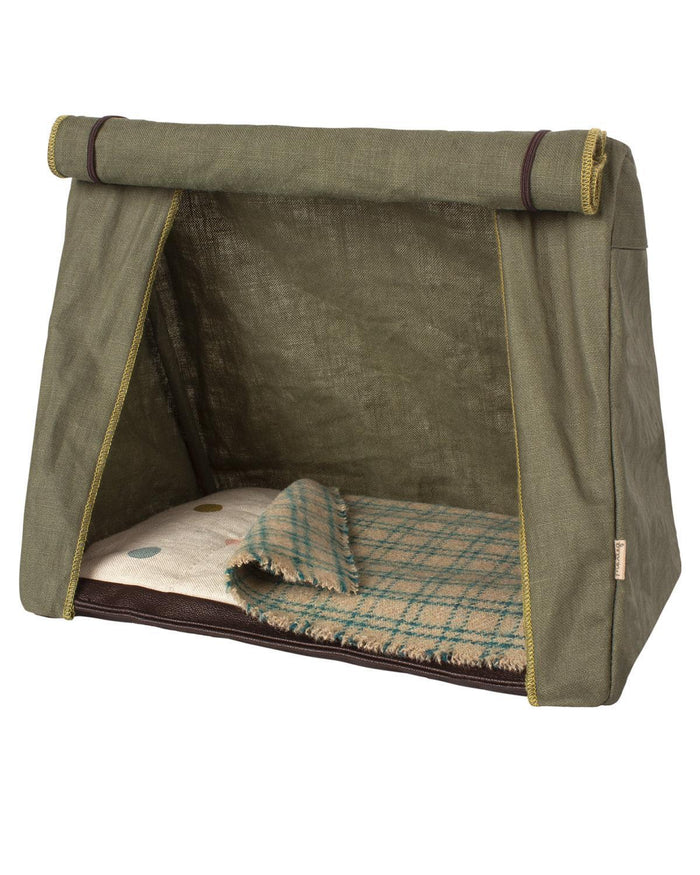 Little maileg play mouse happy camper tent