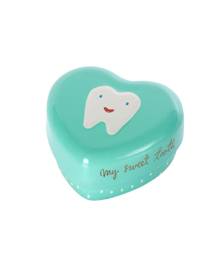 Little maileg play My Tooth Box in Blue