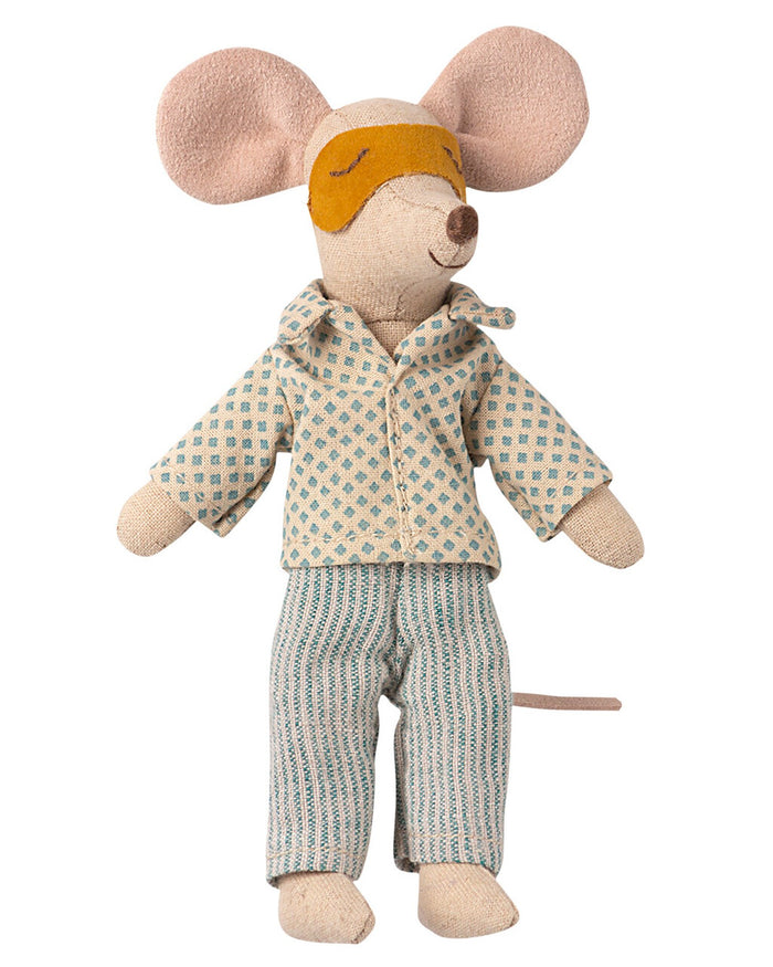Little maileg play pyjamas for dad mouse