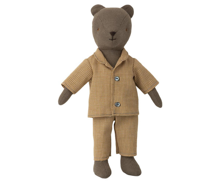 Little maileg play pyjamas for teddy dad