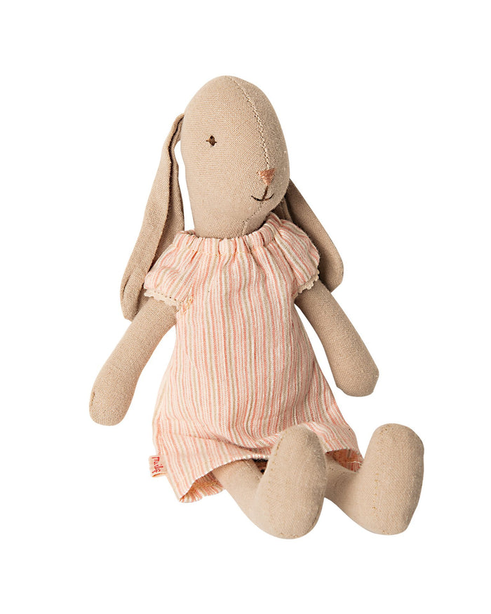 Little maileg play size 1 bunny in nightgown