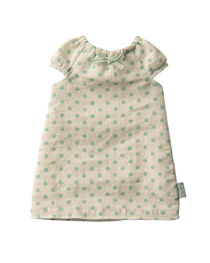 Little maileg play size 2 mint nightgown