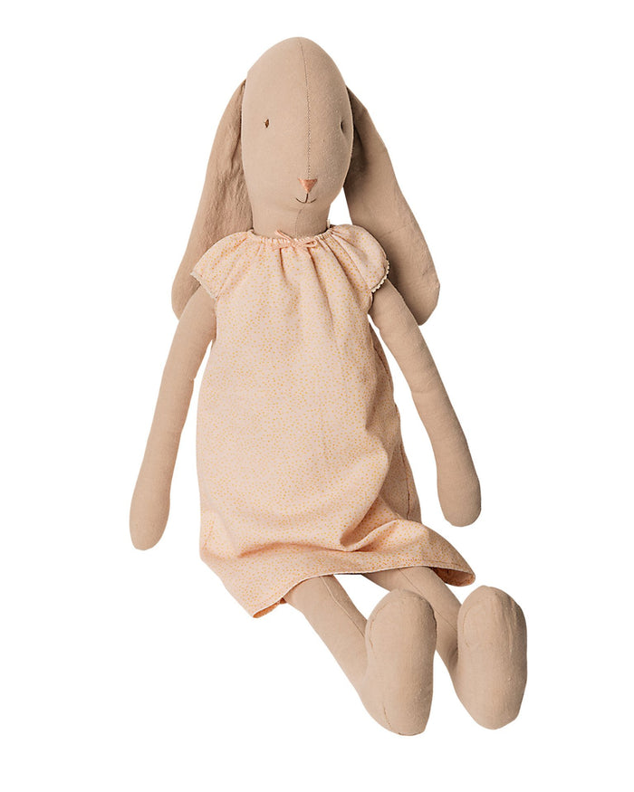 Little maileg play size 3 bunny in nightgown