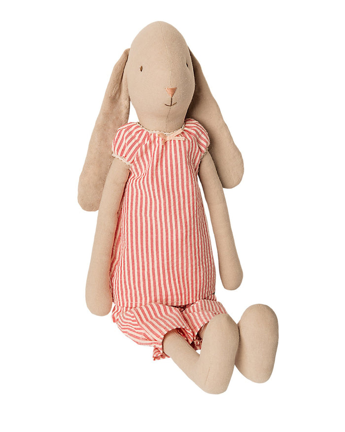 Little maileg play size 4 bunny in night suit