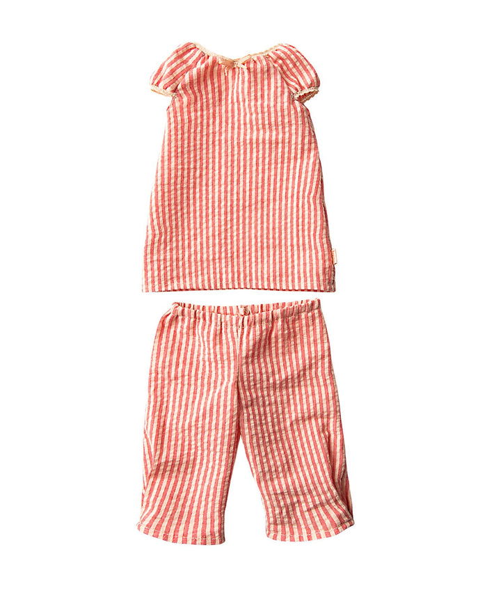 Little maileg play size 4 night suit