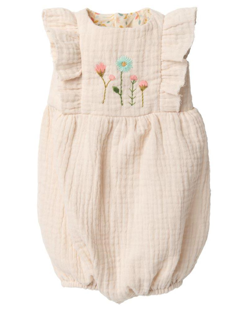 Little maileg play size 5 off white jumpsuit