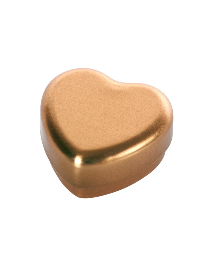Little maileg play Small Gold Heart Box
