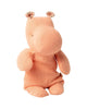 Little maileg play small hippo in apricot