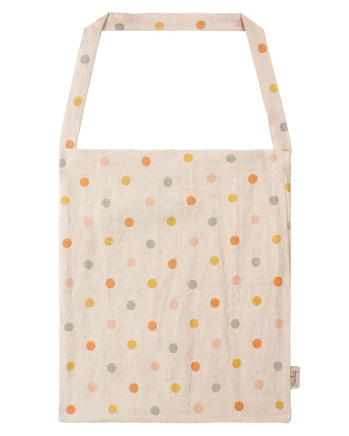 Little maileg accessories tote bag in dots