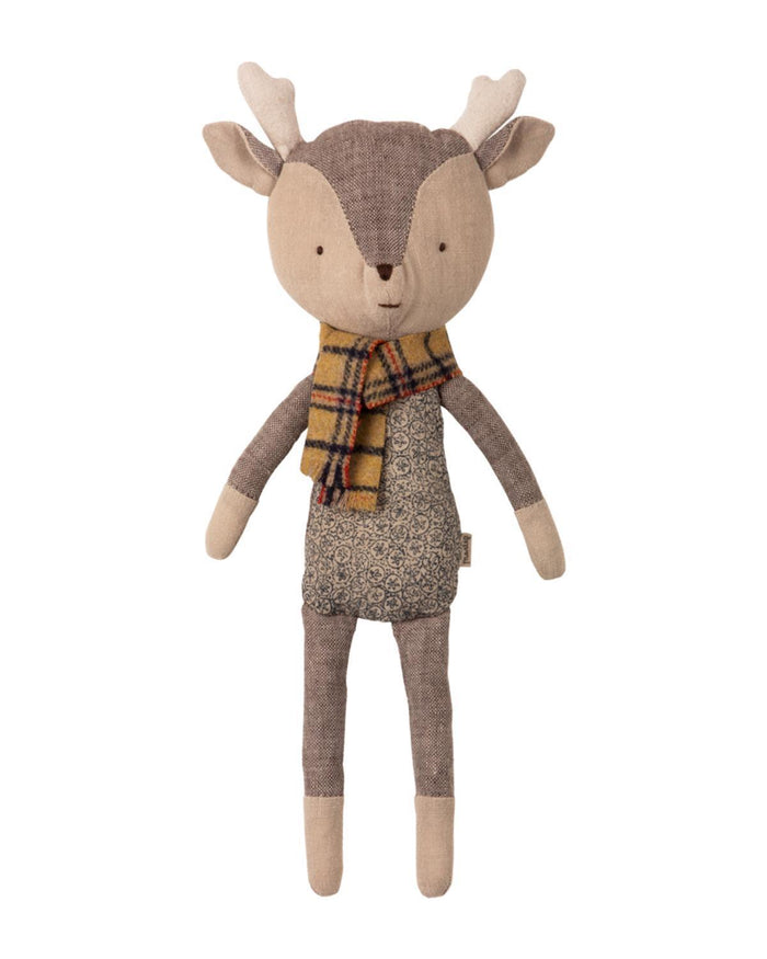 Little maileg play winter friends boy reindeer