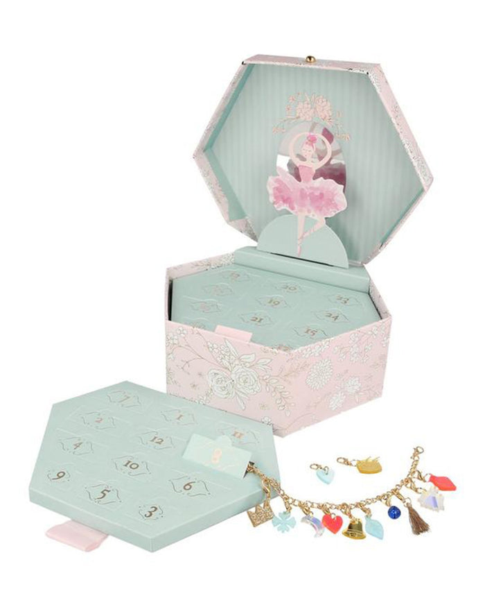 Little meri meri room ballerina charm advent calendar