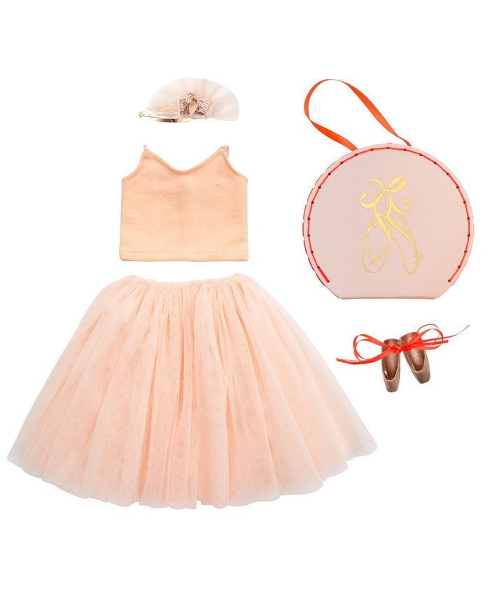 Little meri meri play ballerina dolly dress up