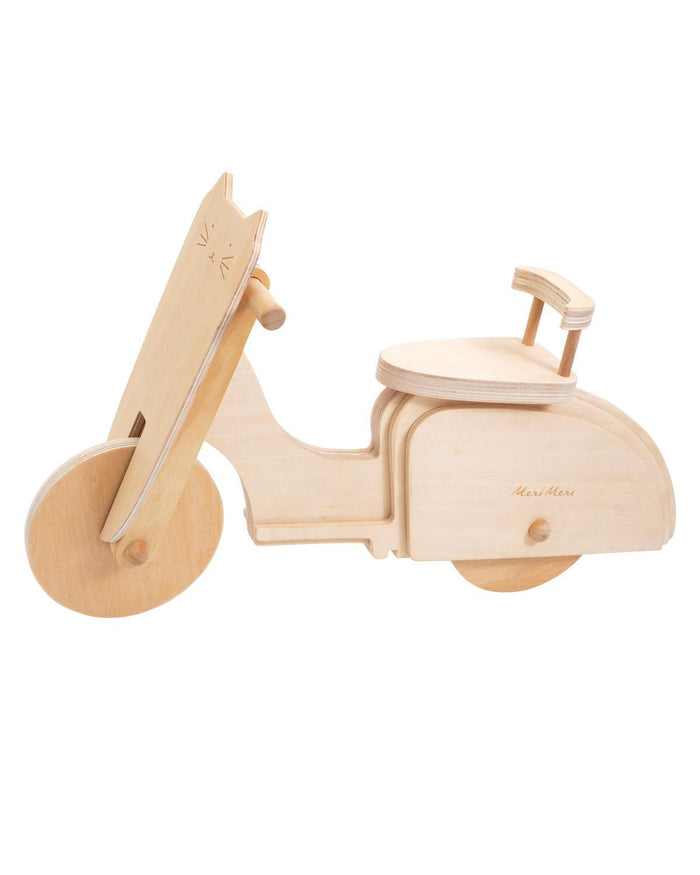 Little meri meri play cat moped dolly accessory