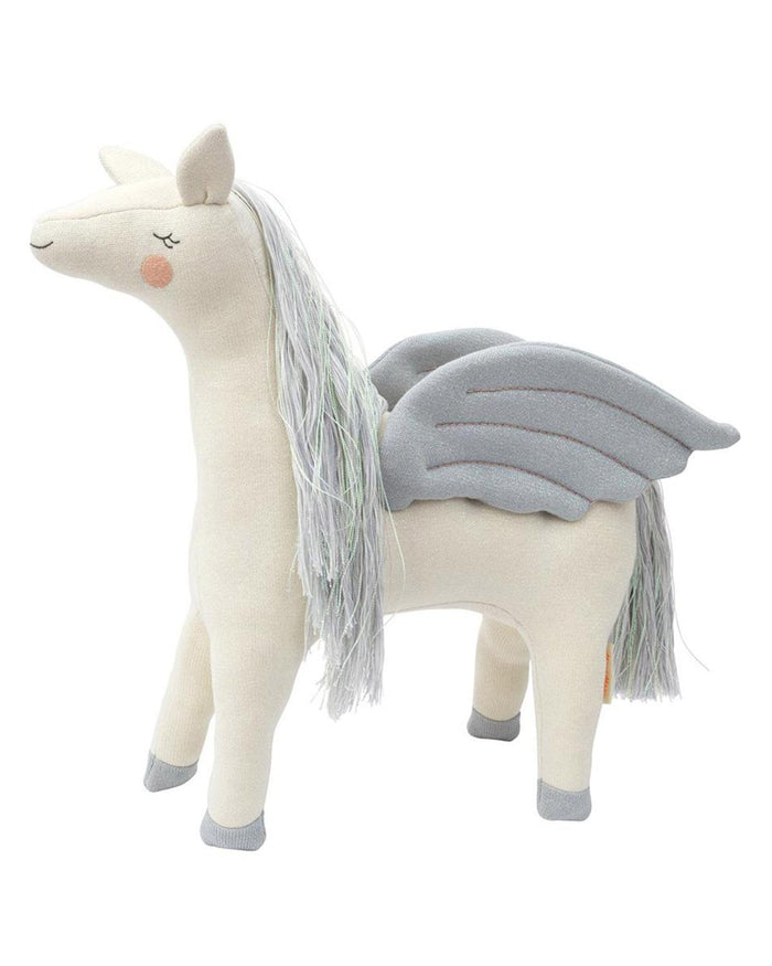Little meri meri play chloe pegasus toy