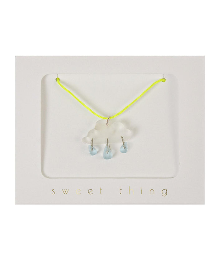 Little meri meri accessories Cloud Necklace