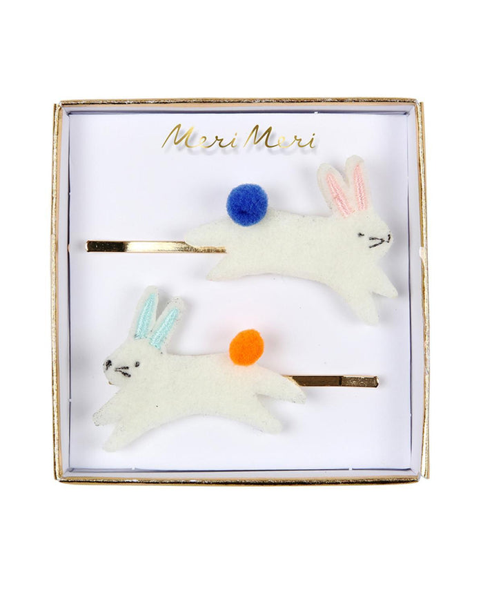 Little meri meri accessories easter bunny hair pins