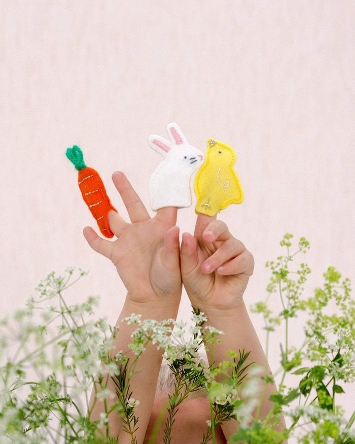 Little meri meri play easter finger puppets