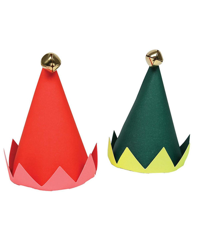 Little meri meri paper+party Elf Hats