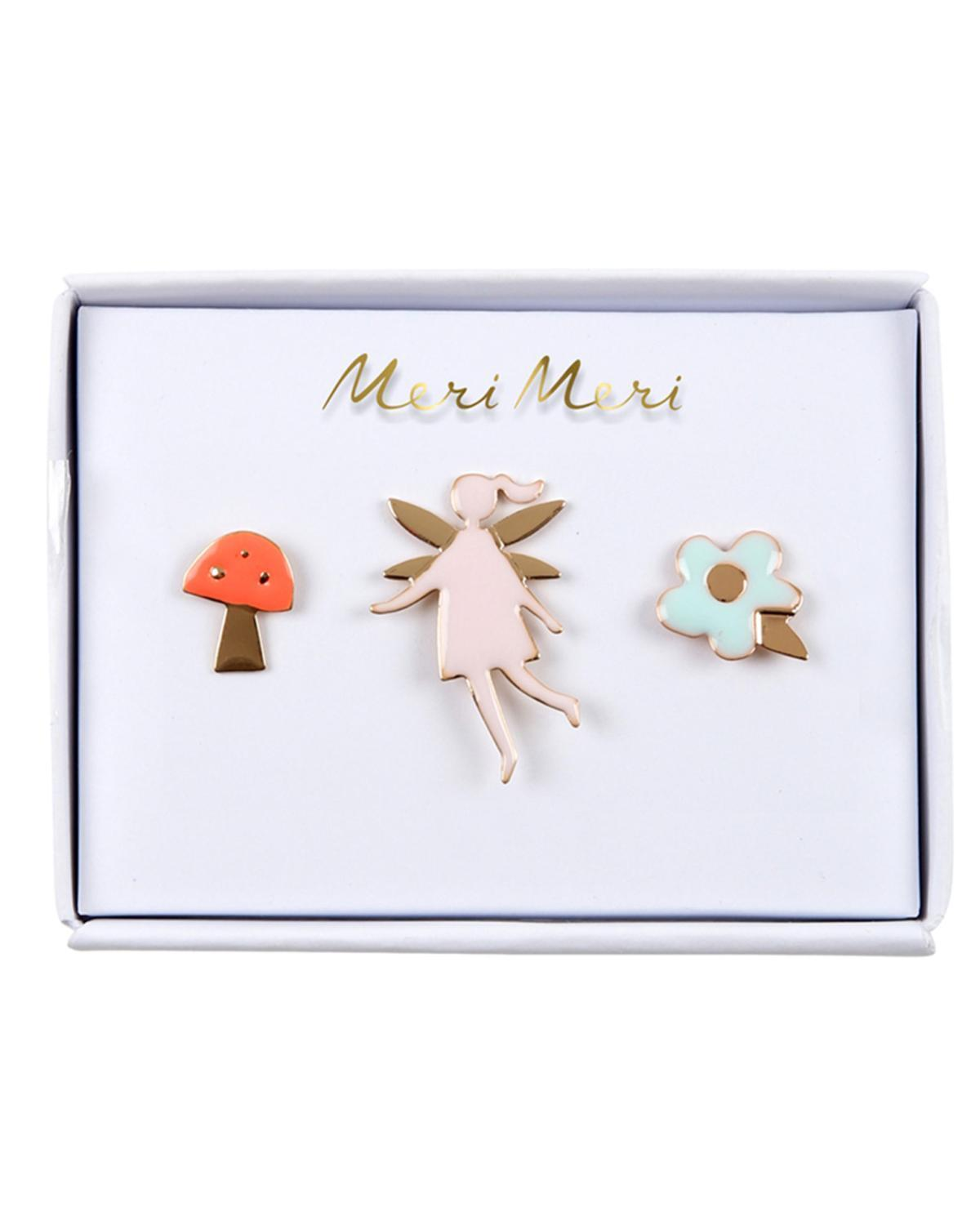Little meri meri accessories fairy pins