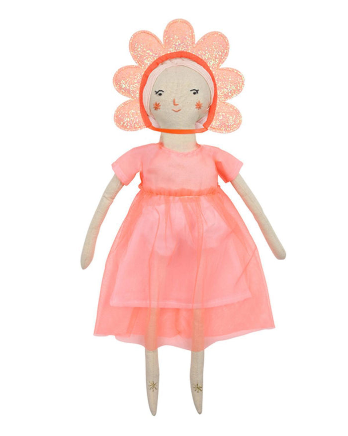 Little meri meri play flower doll dress-up kit
