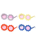 Little meri meri paper+party flower paper glasses