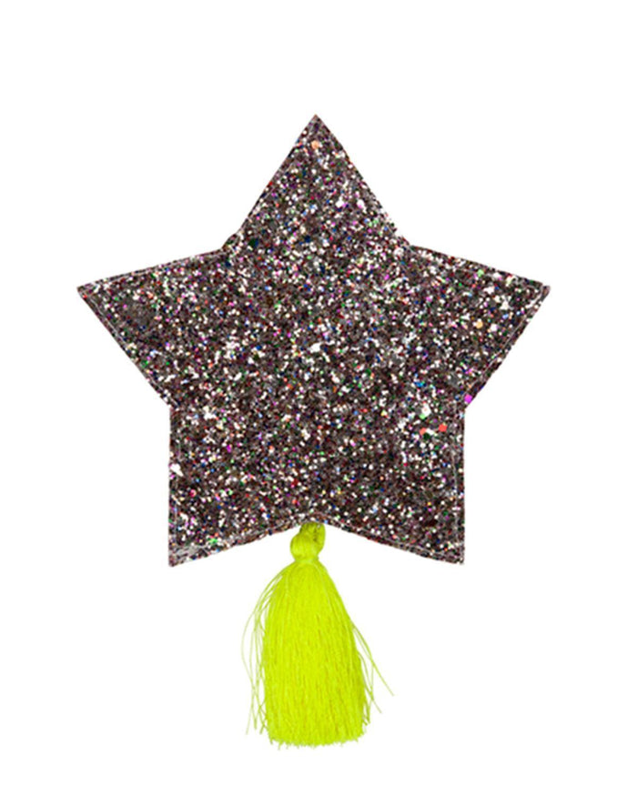 Little meri meri accessories glitter star purse