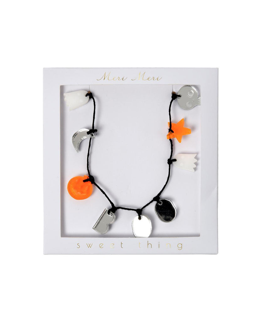 Little meri meri accessories Halloween Charm Necklace