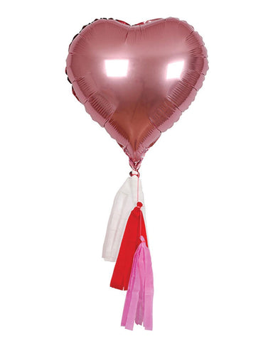 Little meri meri paper+party Heart Balloons